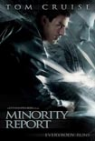 Poster for the Minority Report movie