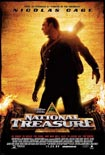 Poster for the National Treasure movie