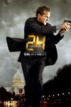 Poster for TV show 24