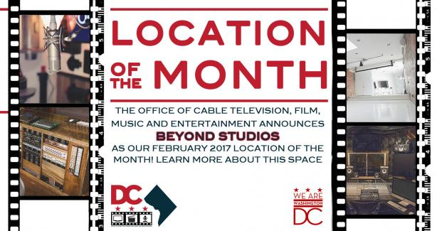 Location of the Month Beyond Studios