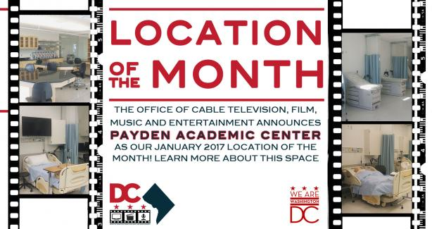 Location of the Month Payden Academic Center