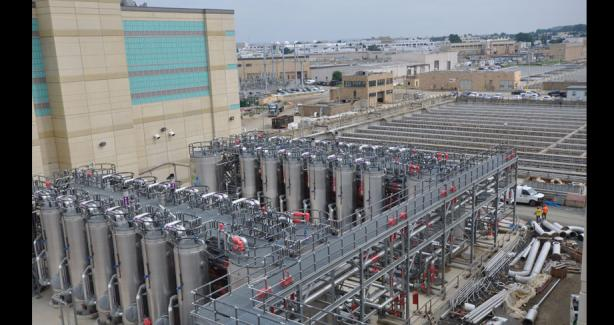 December 2014 Location of the Month - Blue Plains Advanced Wastewater Treatment Plant