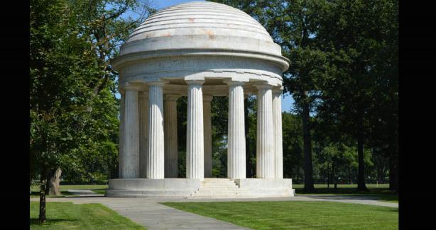 September 2014 Location of the Month - DC War Memorial