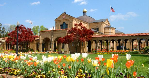 October 2014 Location of the Month Franciscan Monastery of the Holy Land in America