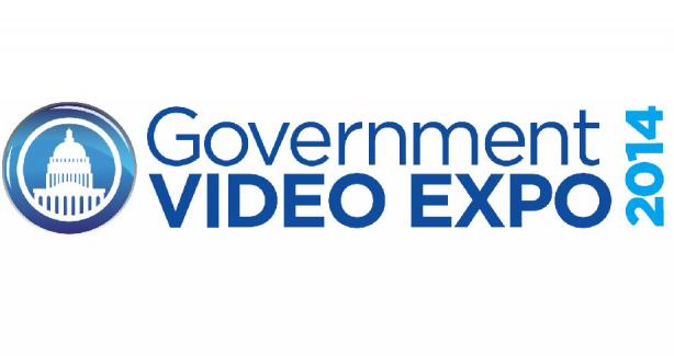 2014 Government Video Expo Logo