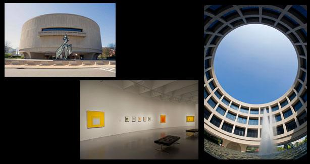 Location of the Month - Hirshhorn Museum