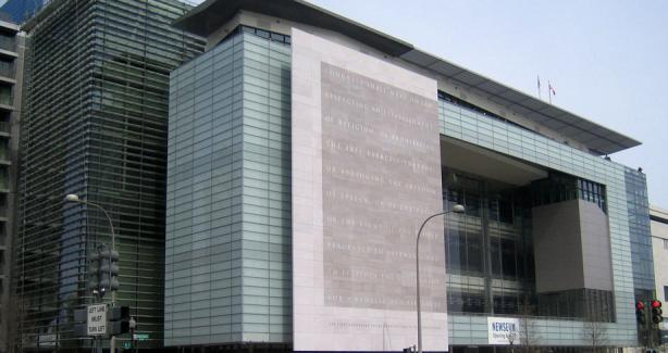 The Newseum - March 2015 Location of the Month
