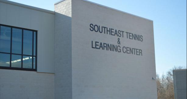 Southeast Tennis and Learning Center - January 2015 Location of the Month
