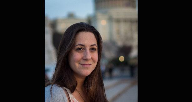 August 2014 Filmmaker of the Month - Tessa Moran