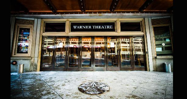 August 2014 Location of the Month - Warner Theatre