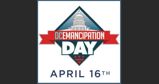 April 16 is DC Emancipation Day